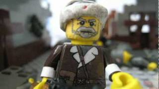Lego ww2 Seelow Heighs