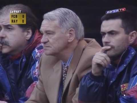 Season 1996/1997. FC Barcelona - Rayo Vallecano - 6:0