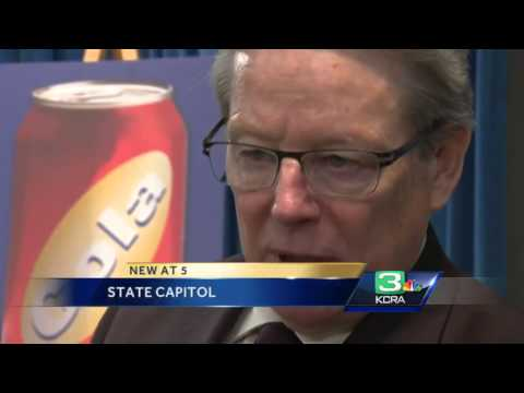 Warning Labels Can Scare Folks From Sugary Drinks