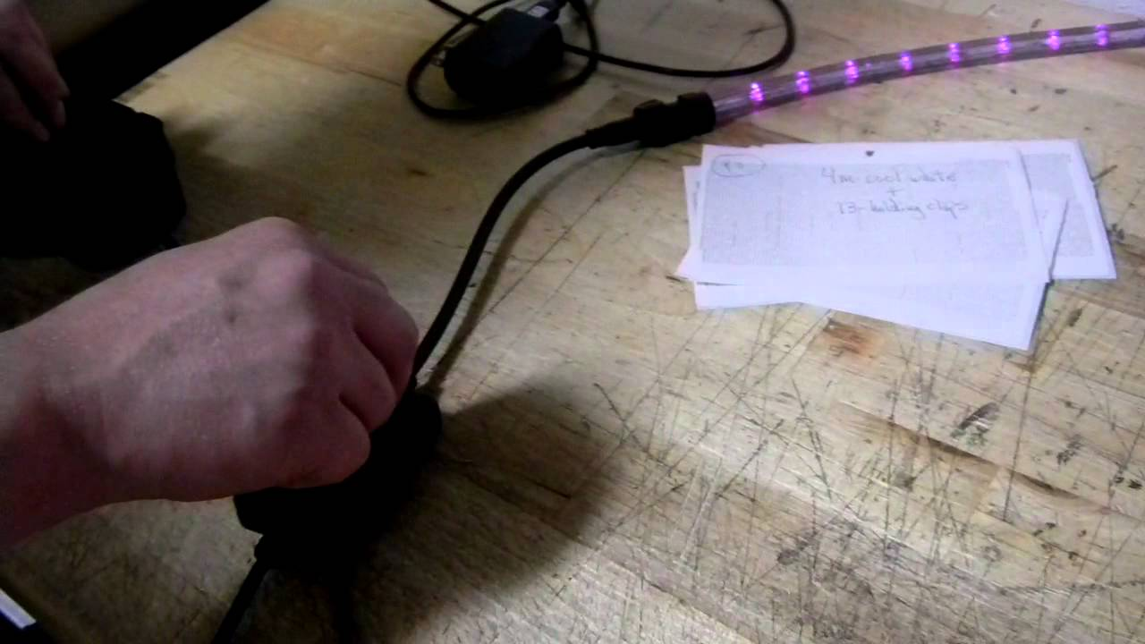 12v rope light dimmer youtube 12v rope light dimmer mozeypictures Choice Image