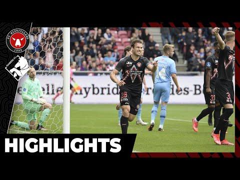 Midtjylland Randers FC Goals And Highlights
