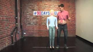 "#90DaysToEllen: Mark's Ellen ""Stand-In"" Audtion Thumbnail"