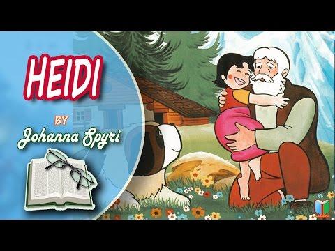Best AudioBooks for kids - Heidi  – AudioBooks4You