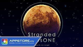 [iOS Game] Stranded: Mars One - Cuộc du hành vui nhộn - AppStoreVn
