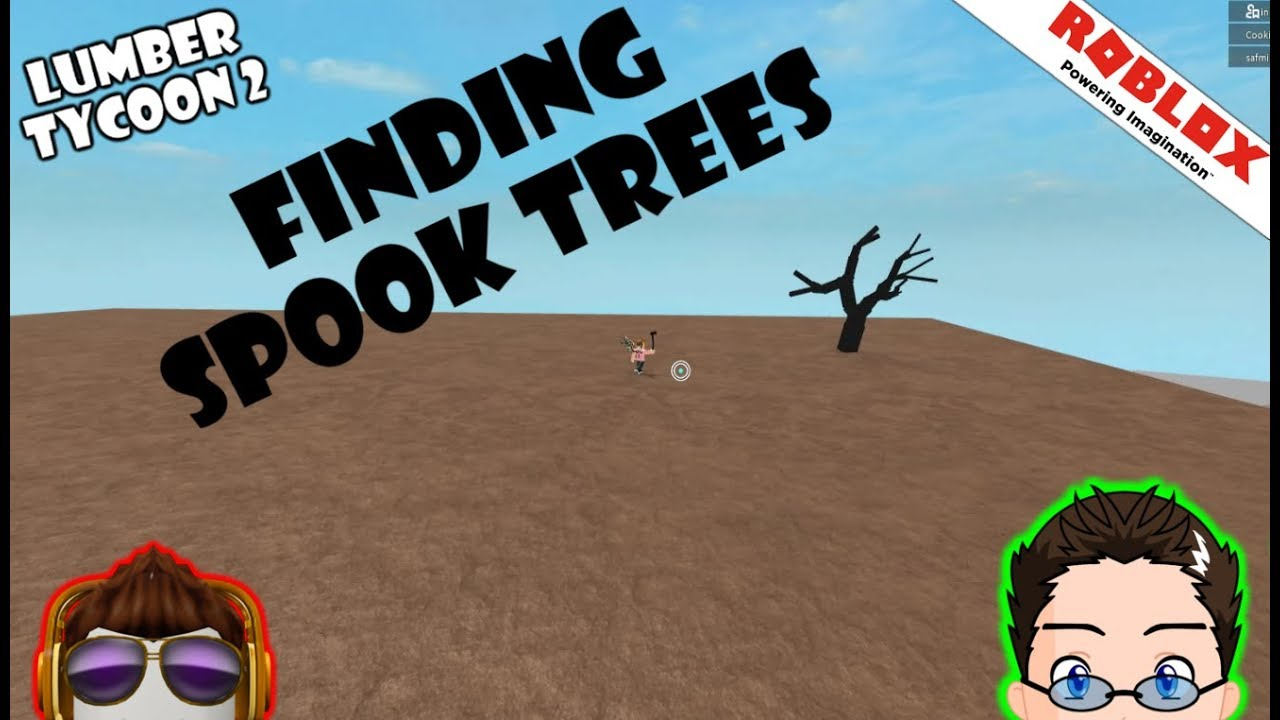 Roblox - Lumber Tycoon 2 - 2nd Spook Wood Tree [Long Planking]