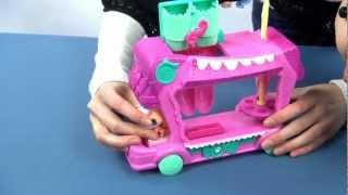 Sweet Delights Treat Truck / Ciężarówka pełna słodkości - Littest Pet Shop - Hasbro