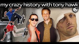 My Unbelievable History with Tony Hawk | Steve-O