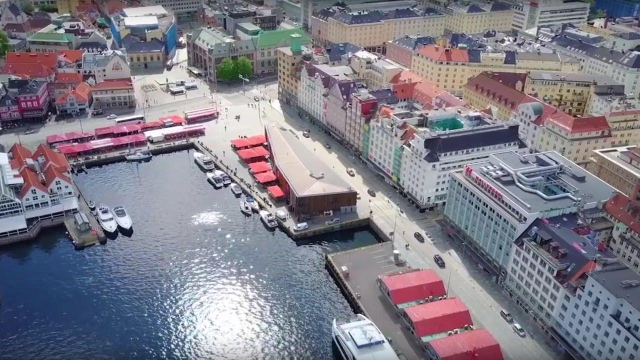 Thumbnail: Bergen Reiselivslag - Julehilsen / Sommerforum 2017