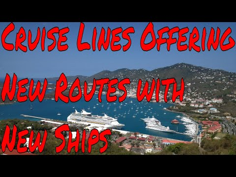 Cruise Lines Expanding Cruise Holiday Offerings Cuba Europe Caribbean Q and A