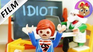 Playmobil Film polski | JULIAN - TEST NA IDIOTĘ. Czy on na serio jest głupi? Serial - Wróblewscy