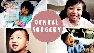 VLOG | Emma & Carter's dental surgery