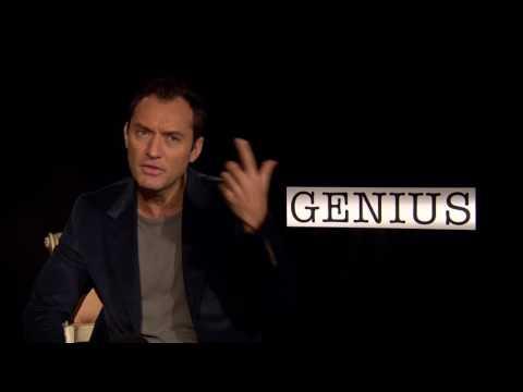 Jude Law Interview GENIUS