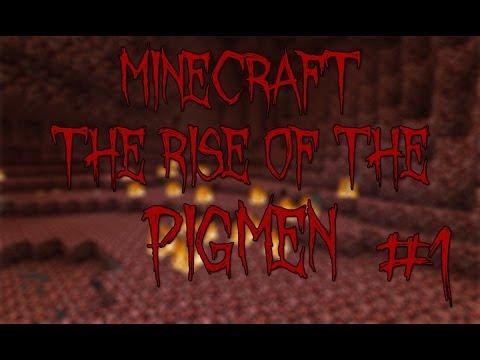 [RO] Minecraft Adventure Map | Rise of The Pigmen | Marele Inceput | #1