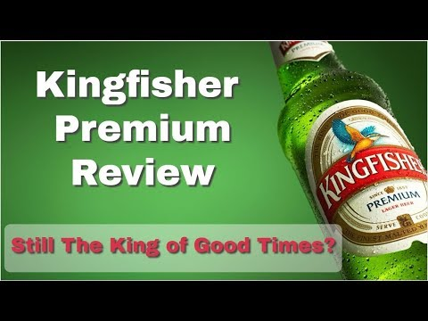 Kingfisher Premium Review In Hindi