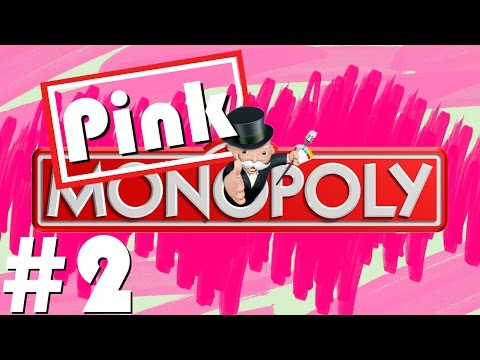 PINK MONOPOLY WITH ATG CREW Part 2 - Take a Dolly