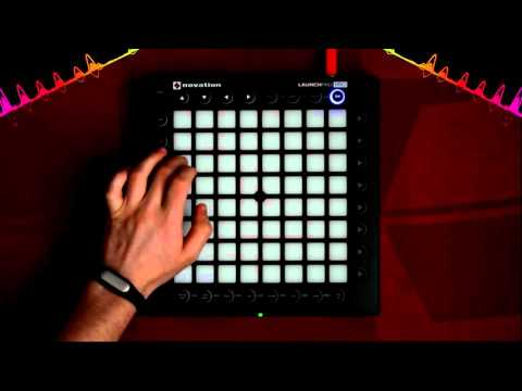 Alphabeat - DJ (Madeon Remix) [Launchpad Pro Highlight]