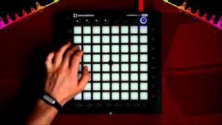 Alphabeat - DJ (Madeon Remix) [Launchpad Pro Highlight]