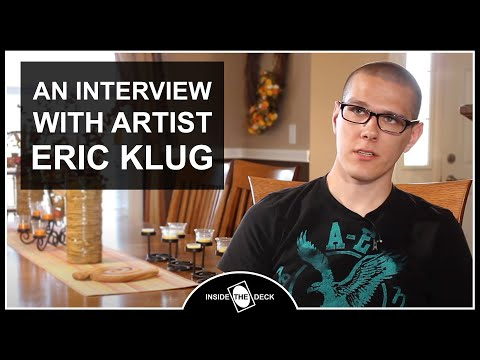 MTG Artist Interview: Eric Klug - Inside The Deck #19