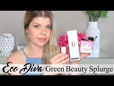 Eco Diva Organic Beauty Splurge! // Kjaer Weis, One Love Organics, & more! // Jenna Catherine