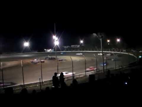 Pure Stock Main Event - Barona Speedway - 10.21.17