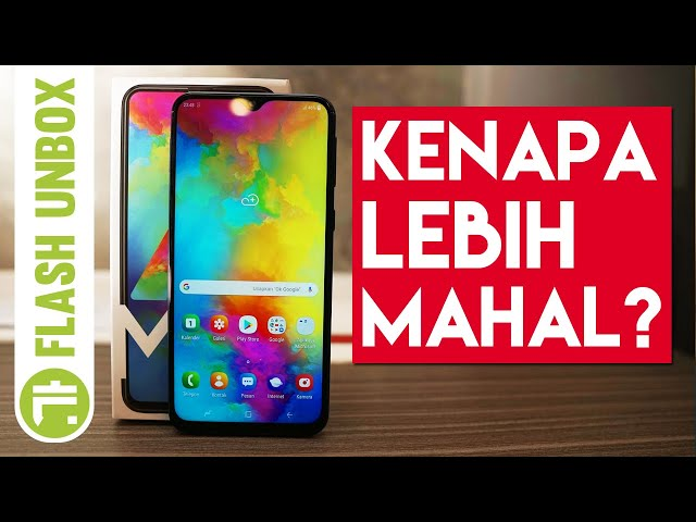 Review Samsung Galaxy M20 Hari Pertama Hands On