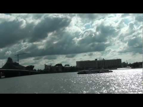 Daugava River Boat Ride (+train & taxi)