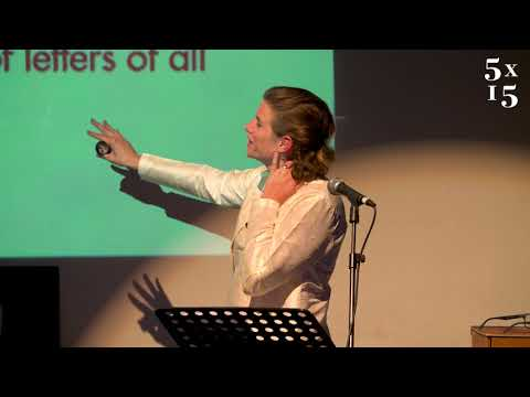 Mariana Mazzucato @ 5x15 - The Value of Everything