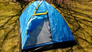 Happy Camper Two Person Tent Review