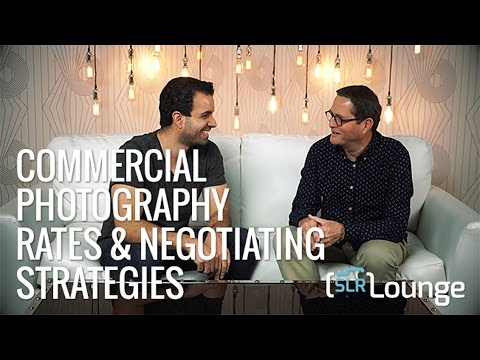 Commercial Photography Rates & Negotiating Strategies   Charge What You're Worth