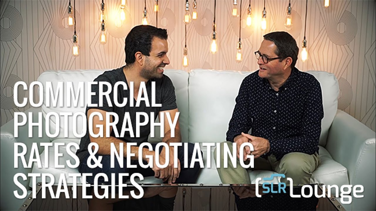 Commercial Photography Rates & Negotiating Strategies | Charge What You're Worth