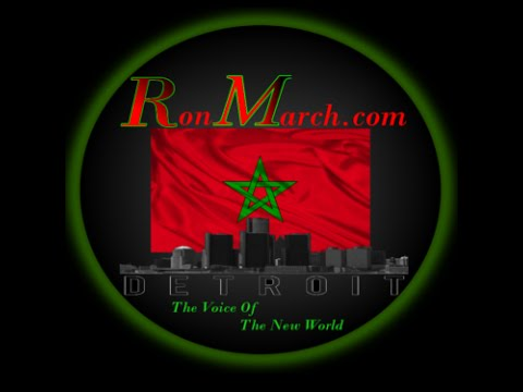 Ron March Show Guest Tarvis EL (who were the moors?)