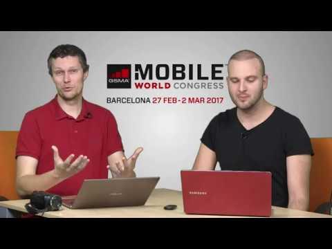 Týden mobilně 373 - MWC 2017, telefony LG K4 a K10