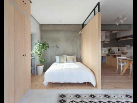 Two Apartments In Modern Minimalist Japanese Style Includes Floor Adorable Apartments Floor Plans Design Minimalist