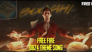 Free Fire New OB24 Update Theme Song    Free Fire New lobby song