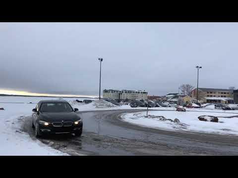 CHARLOTTETOWN SNOW STORM PEI   CANADA