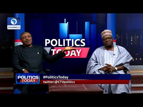APC, Atiku's Spokespersons Trade Words Over Buhari's 'Private' Visit To UK |Politics Today|