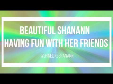 Shanann Watts having fun with her friends.