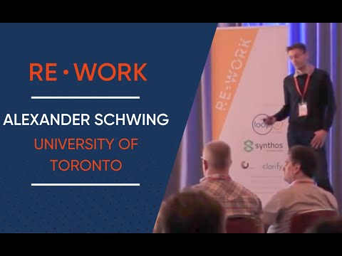 Deep Learning meets Structured Prediction - Alexander Schwing, University of Toronto