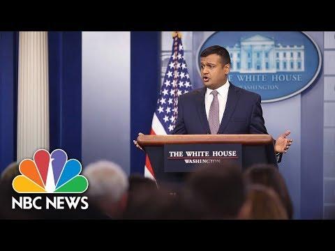 White House Press Briefing - March 26, 2018 | NBC News