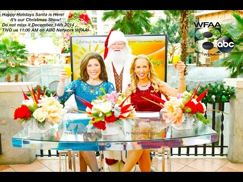 2014 Holiday Episode- Live Love Laugh Today Show