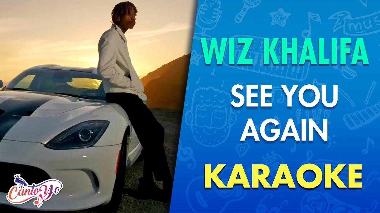 Download Wiz Khalifa - See you Again ft Charlie Puth (Karaoke)   CantoYo