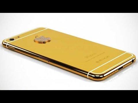 I 10 cellulari di lusso pi costosi al mondo youtube for I telefoni piu belli
