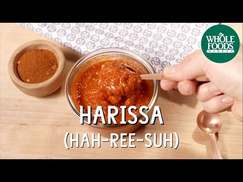 Harissa | Food Trends l Whole Foods Market