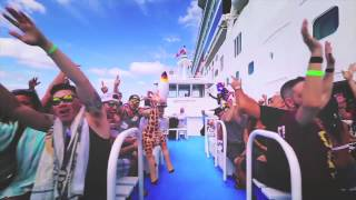 Groove Cruise 2016 - Miami to Jamaica (Discount Code)