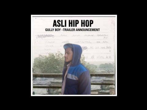 Gully boy trailer   Asli tik tok    asli hip hop spoof   sarcasm aajkaaa