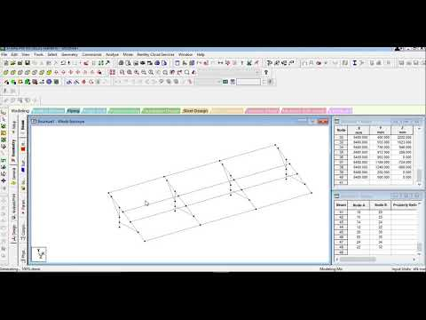 How to create model of Module Mounting Structure