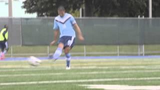 Les Citadins - Soccer masculin, saison 2013-2014