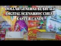 MORE DOLLAR GENERAL ALL DIGITAL $2/$10 SCENARIOS. CHEAP EASTER CANDY
