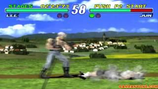 Tekken 2 - [Arcade - Medium Mode] - Lee Playthrough thumbnail