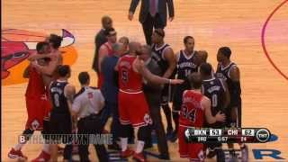 Joe Johnson & Jimmy Butler Double Technical Exchange